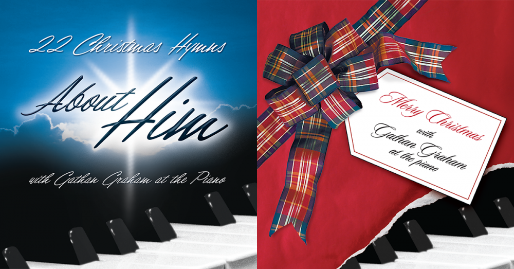Enjoy two different styles of Christmas music!