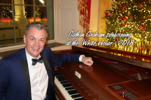 Gathan Graham Playing at the White House 2018